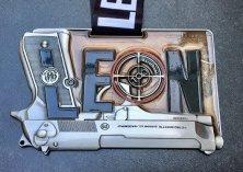 Leon the runner gun