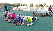 SJRW Sunday plank